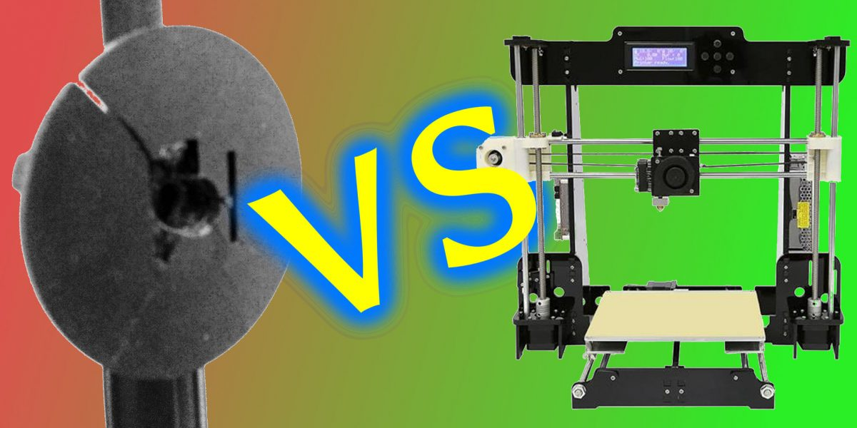 Planned Obsolescence, 0 – 3D Printer, 1
